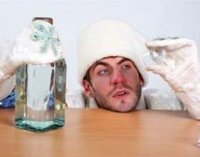 Підкажіть чим лікувати похмілля в домашніх умовах? фото