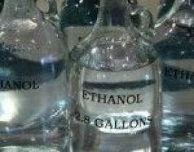Повна класифікація етилового спирту: марки, види, сорти фото