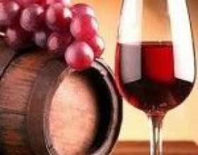Користь червоного вина для організму людини фото