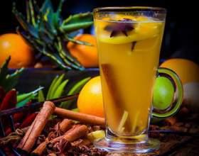 Покрокові рецепти гарячих алкогольних коктейлів фото