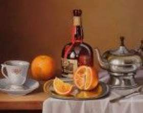 Правильне поєднання коньяку і чаю фото