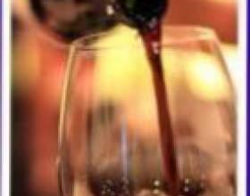 Правильне вживання вина фото