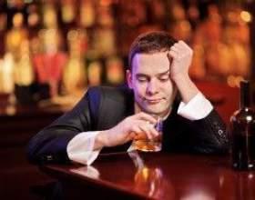 Причини алкоголізму: чому чоловік п`є? фото
