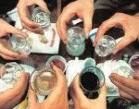 Причини вживання спиртних напоїв фото