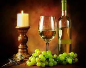 Приготування домашнього сухого вина з винограду фото
