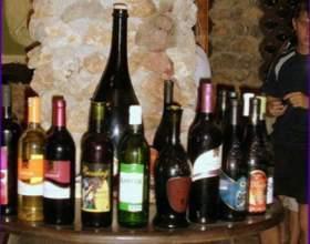 Приготування плодово-ягідного вина фото