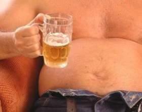 Чи зростає від пива живіт? фото