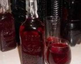 Рецепт барбарисовий вина фото
