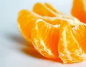 Рецепт мандариновою настойки (горілки) фото