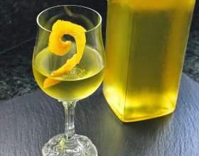 Рецепт настоянки з лимона на горілці фото