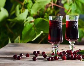 Рецепт настоянки з вишні на горілці фото