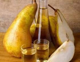 Рецепт самогону з груш в домашніх умовах фото