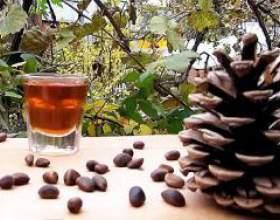 Рецепт самогону на кедрових горіхах фото