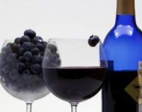 Рецепт вина з лохини фото