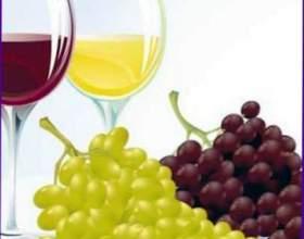 Рецепт виноградної наливки фото