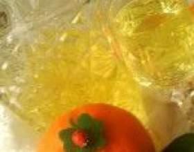 Рецепти апельсинових настоянок на горілці, самогоні і спирті фото