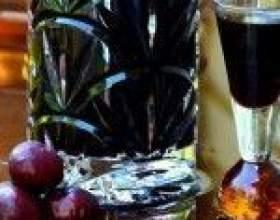 Рецепти черешні на горілці, спирті і коньяку фото