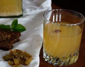 Рецепти домашнього квасу на сухарях фото