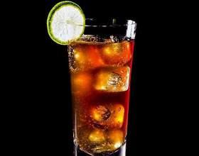 Рецепти коктейлів з рому і кока-коли фото