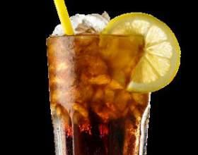 Рецепти коктейлів vodka and cola фото