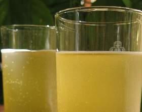 Рецепти квасу з березового соку фото