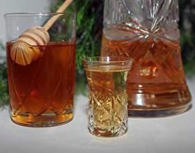 Рецепти медової горілки в домашніх умовах фото
