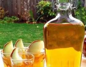 Рецепти наливки з яблук фото