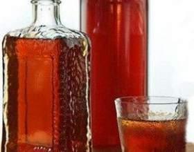 Рецепти наливки з червоної горобини фото