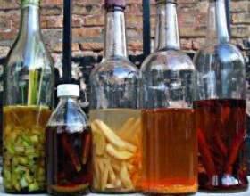 Рецепти настоянок: приготування лікувальних наливок фото