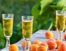Рецепти саморобних абрикосових настоянок фото