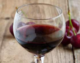 Рецепти вишневого вина в домашніх умовах фото