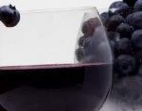 Рецепти смачних чорничних настоянок фото