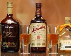 З чим п`ють ром, як вибрати найкращий спосіб залежно від кольору напою фото