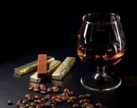 З яким шоколадом поєднується коньяк фото