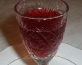 Саморобний брусничне вино фото