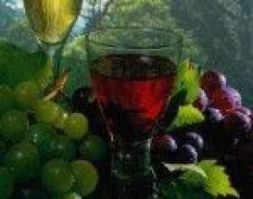 Саморобні виноградні настойки в домашніх умовах фото