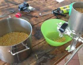 Самогон з кукурудзи - домашній бурбон фото