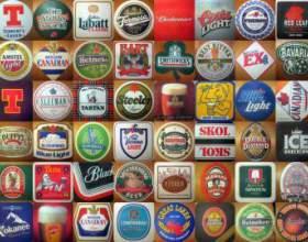 Найпопулярніші сорти пива фото