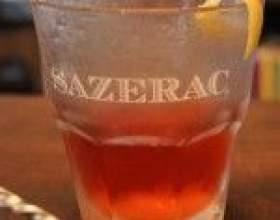 Сазерак - офіційний коктейль луїзіани, придуманий французом фото