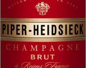 Шампанське piper-heidsieck фото