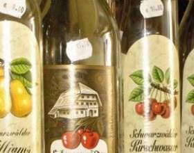 Шнапс - вся інформація про клас спиртних напоїв фото