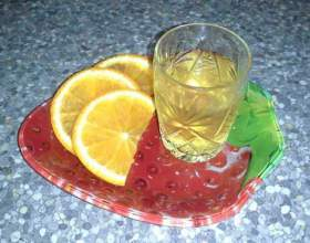 Сонячна апельсинова настойка в домашніх умовах фото