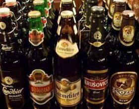 Сорти чеського пива - кращі марки, традиційні закуски фото