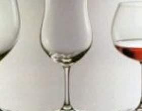 Поради щодо вибору келихів для вина фото