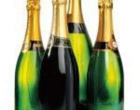 Термін придатності шампанського фото
