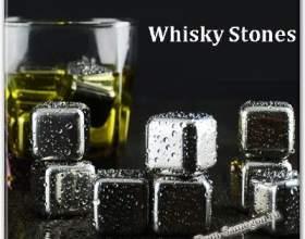 """Сталеві камені для віскі С""""РѕС'Рѕ"""