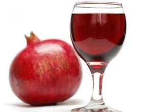 Ставимо вино з граната в домашніх умовах фото
