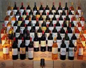 Сухі, червоні і білі вина франції. Класифікація фото