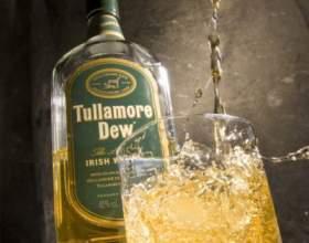 Талламор дью (tullamore dew) - віскі з істинним ірландським характером фото