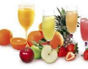 Технологія приготування соку з плодів і ягід фото